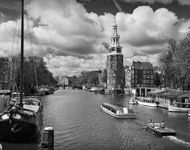 Holandia: Amsterdam – Haga – dzień 1