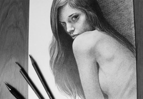 Stunning Traditional Drawings #2