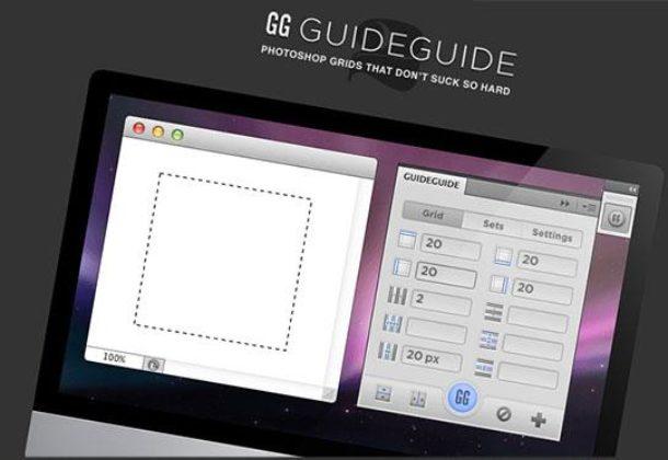 GuideGuide czyli narzędzie, które ułatwia mi photoshopowe życie