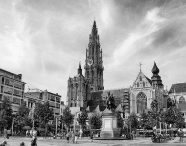 Holandia: Pobyt w Antwerpii – dzień 3