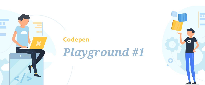 Codepen Playground #1 – wydanie świąteczne